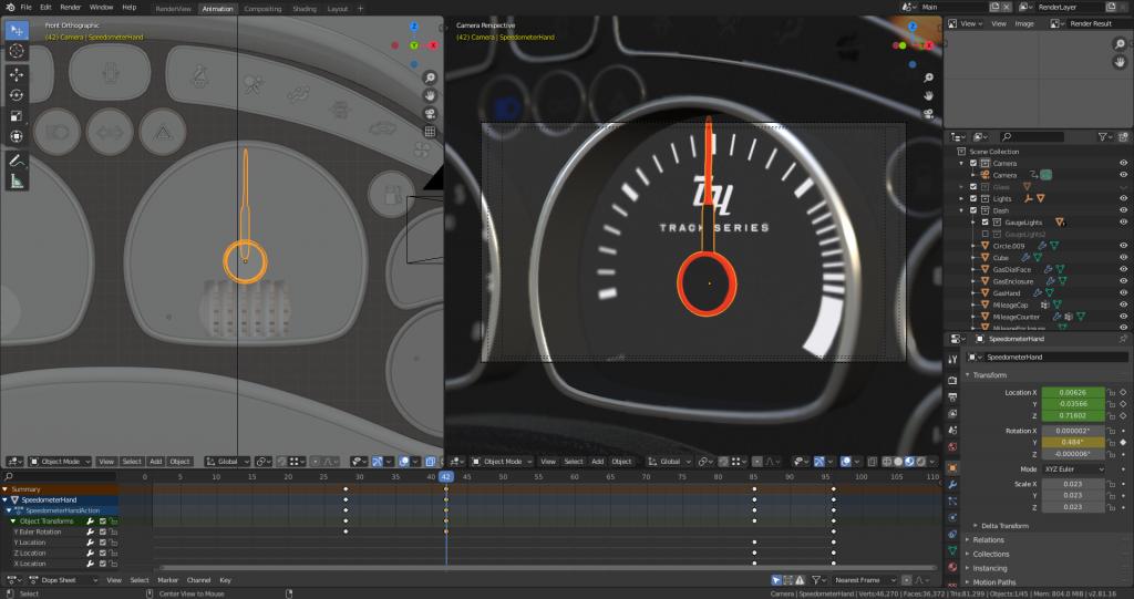 Throttle House Track Series Intro Bumper - Breakdown Image